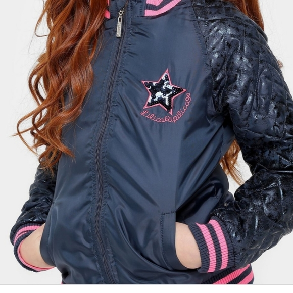 Girl's lightweight jacket